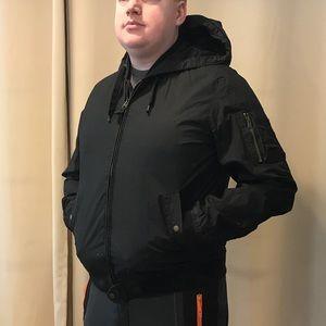 L.O.G.G. H&M Men's Jacket XL Black